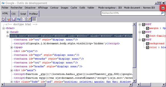 VBA : Internet Explorer